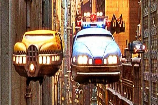 Βγαλμένο από ταινία επιστημονικής φαντασίας: Το πρώτο ιπτάμενο ταξί του πλανήτη είναι γεγονός! (Photos & Video)