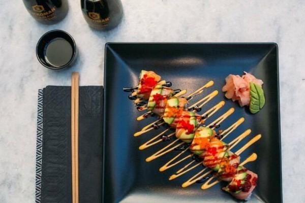 Πάρτε τα ξυλάκια σας...εδώ θα φάτε το καλύτερο sushi στο Ψυχικό!