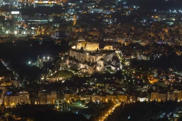 Μαγεία: Η Αθήνα που σου κλέβει την καρδιά μέσα από ένα ανεπανάληπτο βίντεο!