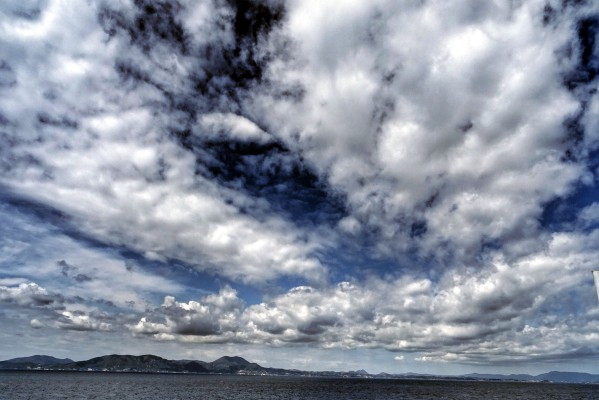 Άστατος καιρός: Βροχές και ισχυροί άνεμοι!