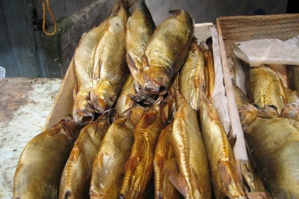 Γιατί οι Αιγύπτιοι τρώνε αυτό το θανατηφόρο, σχεδόν σάπιο ψάρι;