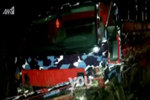 Βίντεο - σοκ: Καρέ καρέ η σκηνή του τροχαίου στο Survivor! Σε πανικό οι Μαχητές! (video)