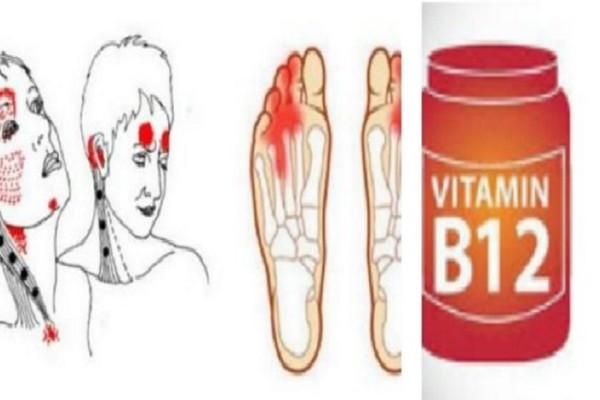 Μήπως έχετε έλλειψη της βιταμίνης Β12 ; Σταματήστε να αγνοείτε αυτά τα σημάδια αμέσως!