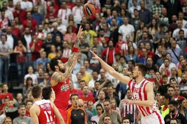 Euroleague: Με νίκη αλά... 2012 πέρασε από το Βελιγράδι ο Ολυμπιακός