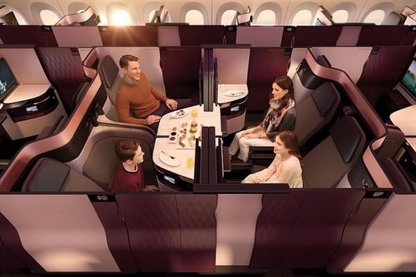 Η νέα business class της Qatar Airways είναι η απόλυτη εμπειρία! (photos)