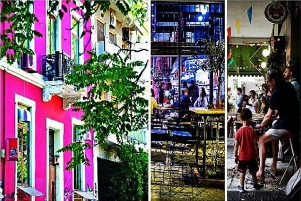 Αφήστε τα Εξάρχεια έτσι όπως είναι! Το AthensMagazine.gr δίνει την δική του απάντηση στον Τόσκα με το πιο δυνατό αφιέρωμα στην πιο cool γειτονιά της Ευρώπης