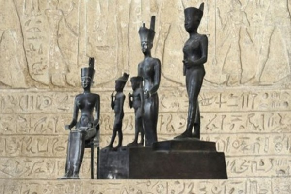 Μια αρχέγονη αιγυπτιακή θεότητα έρχεται στην Αθήνα!