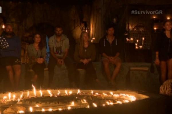 Survivor: Σούπερ έκπληξη στους υποψηφίους προς αποχώρηση! (video)