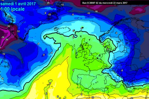 Οι μετεωρολόγοι προειδοποιούν: Έρχεται χιονιάς στη χώρα μας! Δείτε πότε και πού θα χτυπήσει
