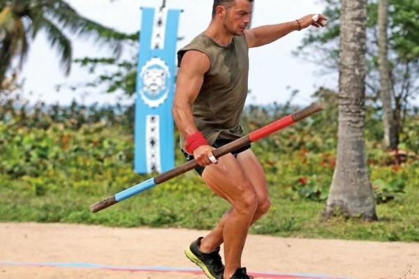 Μυθική στιγμή: Το κορυφαίο αγώνα του ο Αγγελόπουλος τον έδωσε πριν το Survivor! (Photo)