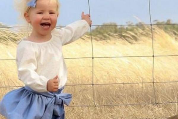Βλέπετε μια αθώα παιδική φωτογραφία; Κάντε κλικ και δείτε το επικίνδυνο μυστικό που έμαθε έντρομη η μητέρα της 2χρονης (photo)