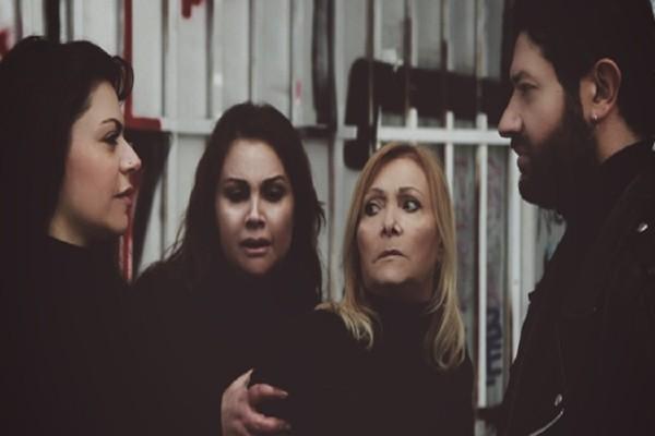 «Σιωπή» της Τάνιας Χαροκόπου σε σκηνοθεσία Μενέλαου Τζαβέλλα στο θέατρο Χυτήριο!