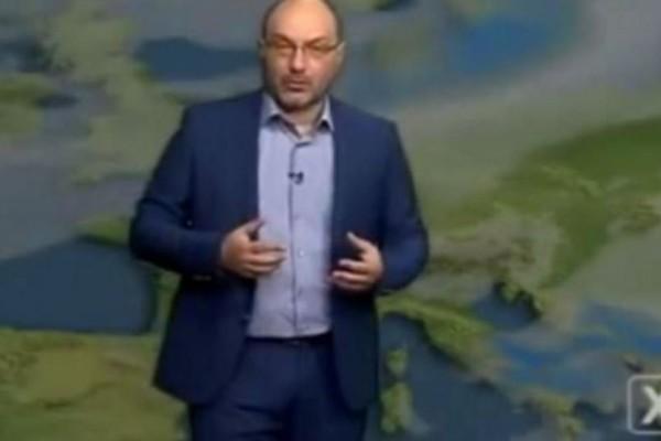 Ο Σάκης Αρναούτογλου προειδοποιεί: Έρχεται πολύ κρύο και χιόνια από... (Video)