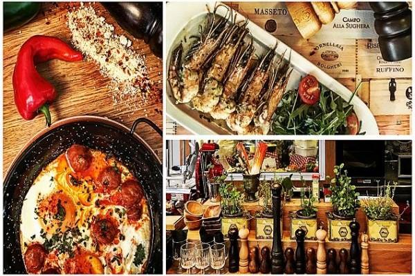 Ένα κουκλίστικο bistro στο κέντρο της Αθήνας για αυθεντική ισπανική κουζίνα!