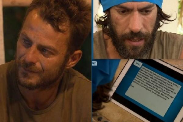 Τρομερή καταγγελία για το Survivor! Η παραγωγή άλλαξε τα μηνύματα που έστειλαν συγγενείς και φίλοι των παικτών - Τι έγραφαν στην πραγματικότητα;