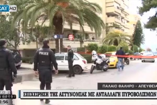 Τραγωδία στο Παλαιό Φάληρο: Ένας νεκρός από την αστυνομική επιχείρηση! (Photos + video)