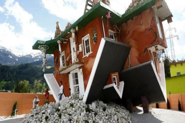 Τρελάθηκε ο κόσμος: Το ντιζάιν αυτών των 10 σπιτιών ξεπερνά κάθε λογική! (Photos)