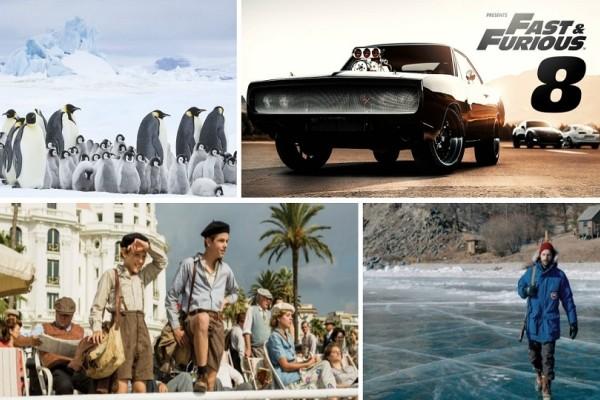 Οι νέες ταινίες της εβδομάδας: Πάσχα με φουλ... πάγους και ταχύτητα στις αίθουσες!