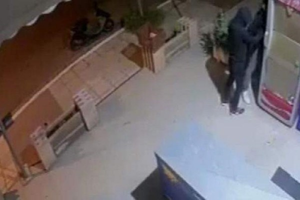 Ληστεία για κλάματα στην Κρήτη: Το video που κάνει τον γύρο του διαδικτύου!