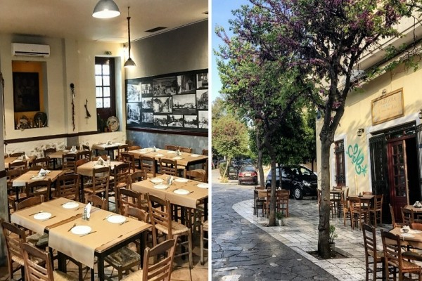Το στέκι του Ηλία: Μέσα στην κουζίνα ενός Αθηναϊκού αστικού... μύθου!
