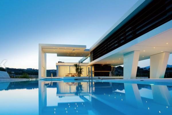 Ονειρεμένο: Αυτό είναι το πιο... ασυνήθιστο σπίτι στην Αττική που όλοι θα παρακαλούσαν να μένουν! (photos)