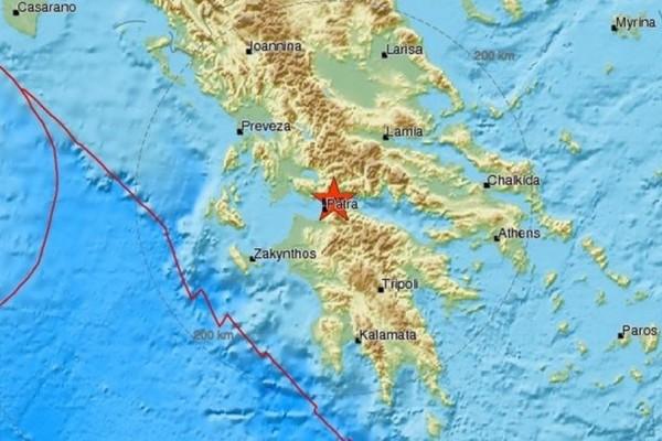 5,2 Ρίχτερ τελικά ο ισχυρός σεισμός στην Πάτρα! Δείτε τις ζημιές που προκλήθηκαν από το χτύπημα του Εγκέλαδου (photos)