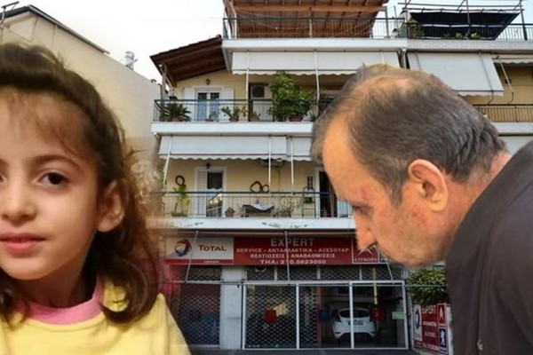 Φρίκη προκαλεί η απολογία του παιδοκτόνου: «Έπνιξα τη Στέλλα, πέταξα το σώμα της στα σκουπίδια και μετά κοιμήθηκα»