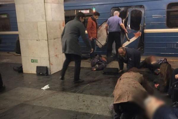 Σοκάρουν οι λεπτομέρειες από το χτύπημα στην Αγία Πετρούπολη: Οι βόμβες είχαν καρφιά για να...!