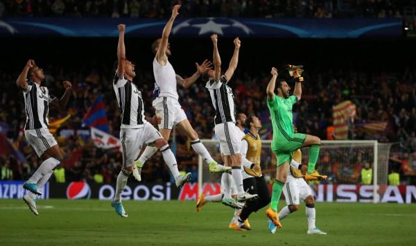 Champions League: Πανάξια στα ημιτελικά η Γιουβέντους!