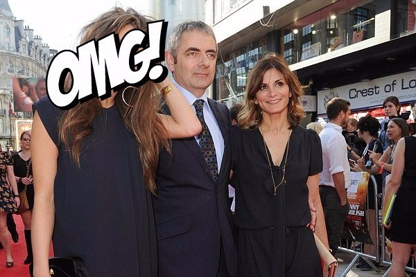 Θα πάθετε πλάκα: Έχετε δει τι κορίτσαρος είναι η κόρη του Mr Bean; (photo)