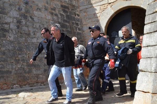 Τραγική είδηση από το Ναύπλιο: Μαθήτρια έπεσε από τα σκαλιά στο Παλαμήδι