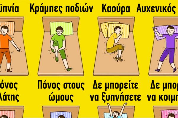 Πώς να διορθώσετε όλα τα προβλήματά σας στον ύπνο σύμφωνα με την επιστήμη