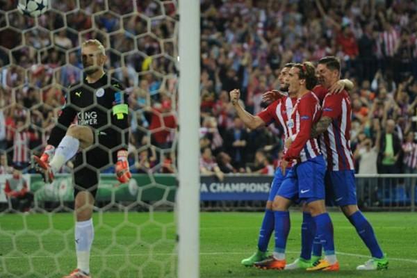Champions League: Ατλέτικο με... σπρώξιμο!