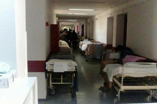 Εικόνες ντροπής και απόλυτου χάους στην Ψυχιατρική κλινική του Ευαγγελισμού! Παραπάνω από τους μισούς ασθενείς είναι σε ράντζα