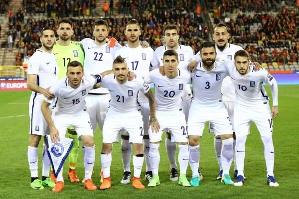 FIFA: Σημαντική άνοδος για την Εθνική Ελλάδος!