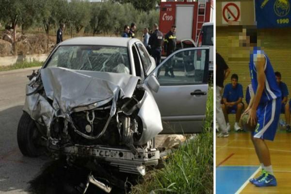 Τραγικό: Αυτός είναι ο 23χρονος στρατιώτης που σκοτώθηκε σε τροχαίο στην Μαλακάσα!