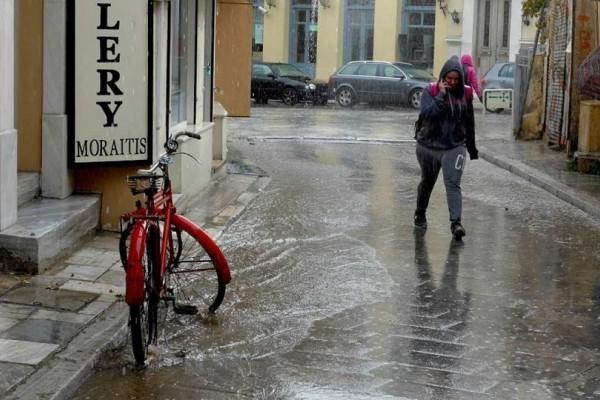 Ξαναφορέστε τα μπουφάν: Νέο κύμα κακοκαιρίας με ισχυρή πτώση της θερμοκρασίας!