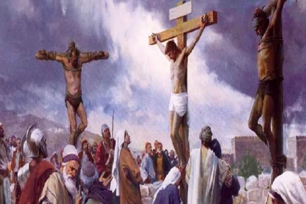 Ποιοι ήταν αυτοί που σταυρώθηκαν δίπλα στον Ιησού Χριστό;