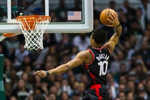 NBA: «Έδειραν» τους Μπακς και τον Γιάννη οι Ράπτορς!
