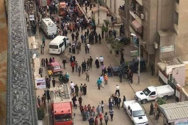 Ασύλληπτο μακελειό σε εκκλησία της Αιγύπτου: 21 νεκροί Χριστιανοί από βόμβα μια εβδομάδα πριν το Πάσχα!