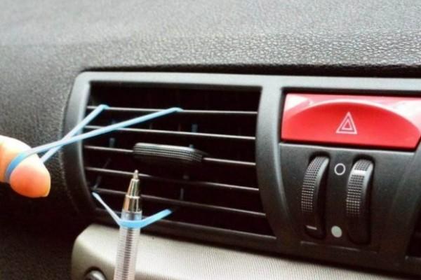 5 απίθανα κολπάκια για το αυτοκίνητο, που ελάχιστοι οδηγοί γνώριζαν μέχρι σήμερα! Το τελευταίο σώζει ζωές!