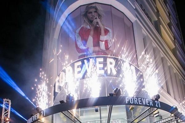 Ευχάριστα νέα: Άνοιξε το πρώτο Forever 21 στην Αθήνα!