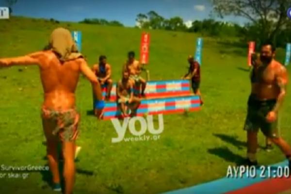 Survivor trailer: Βγάζουν τρελή την Παπαδοπούλου – Κόλαση στο αγώνισμα του επάθλου (Βίντεο)