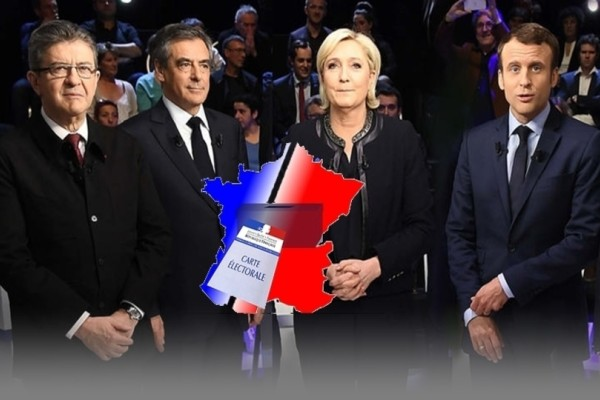 Έκτακτη είδηση: Αυτά είναι τα αποτελέσματα στις γαλλικές εκλογές!