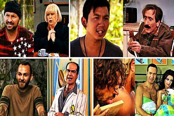 Τρελό γέλιο: Ποιοι ήρωες από τους «Δυο Ξένους» και το «Κων/νου & Ελένης» θα ήταν οι παίκτες του Survivor; (photos)
