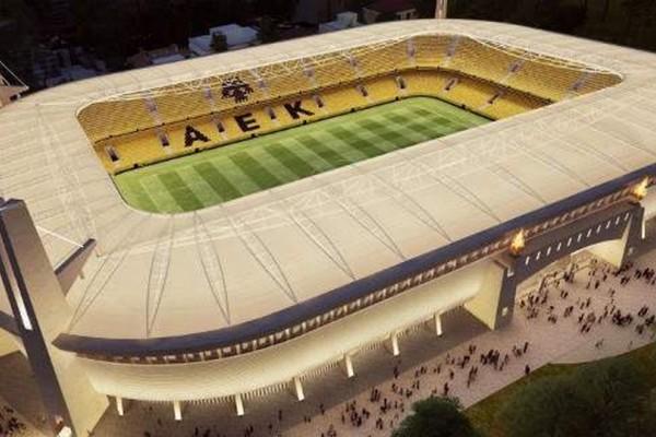 Ανοιξε ο δρόμος για το νέο γήπεδο της ΑΕΚ – Ψηφίστηκε η τροπολογία στη Βουλή
