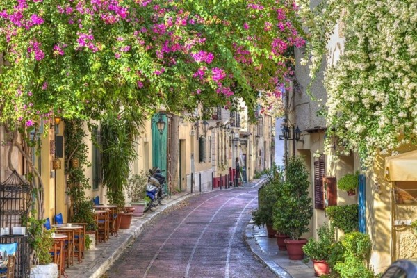 Βόλτα στην ανοιξιάτικη Αθήνα! Εκμεταλλευτείτε τον καλό καιρό και πηγαίντε σε αυτά τα μέρη ώστε να χαλαρώσετε (photos)