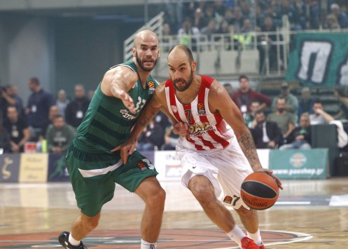 Ελληνοτουρκικές μονομαχίες στα play offs της Euroleague!