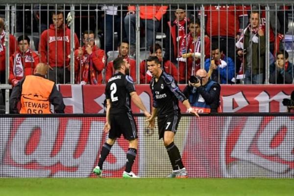 Champions League: Σίφουνας Ρεάλ πάτησε την Μπάγερν μέσα στην Γερμανία!