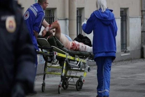 Συμβαίνει τώρα: Νέα τραγωδία σε σχολείο στη Ρωσία!